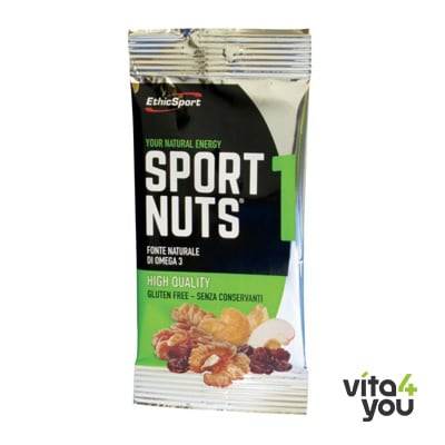 EthicSport Nuts 30 gr