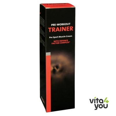 EthicSport Trainer Pre Workout Muscle Cream 150 ml