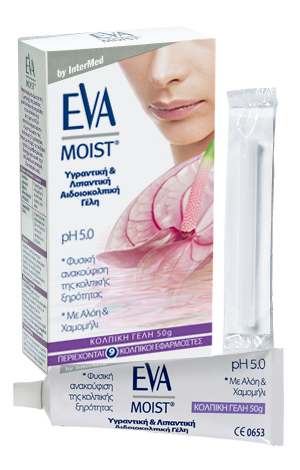 Intermed Eva Moist 50 gr 9 vag appl