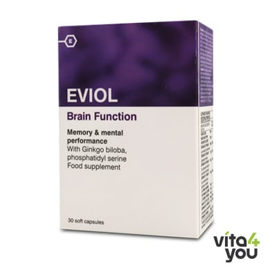 Eviol Brain Function 30 softgels