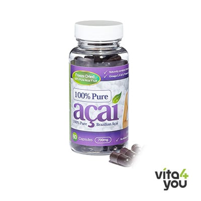Evolution Slimming Acai Berry Plus 400 mg 60 caps