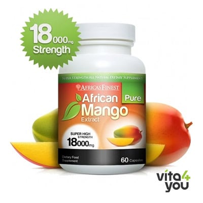 Evolution Slimming African Mango 18000 mg 60 caps