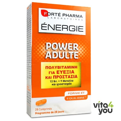 Forte Pharma Energie Power Adulte 28 tabs