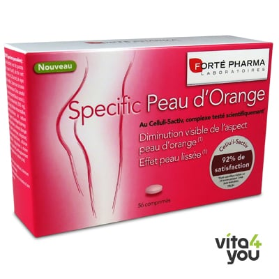 Forte Pharma Specific Peau d' Orange 56 tabs