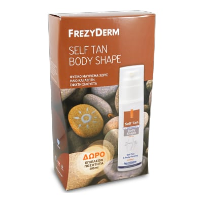 Frezyderm Self Tan Body Shape 150 ml + 80 ml Δώρο