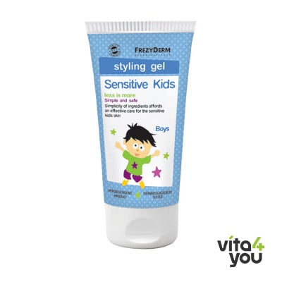 Frezyderm Sensitive Kids Hair Styling Gel for Boys 100 ml