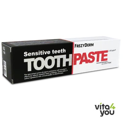 Frezyderm Oral Science Sensitive teeth Toothpaste 75 ml