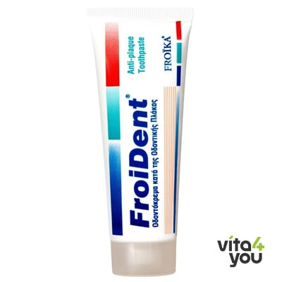 Froika Froident Anti-Plaque Toothpaste 75 ml