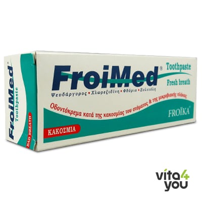 Froika Froimed Toothpaste Fresh Breath 75 ml
