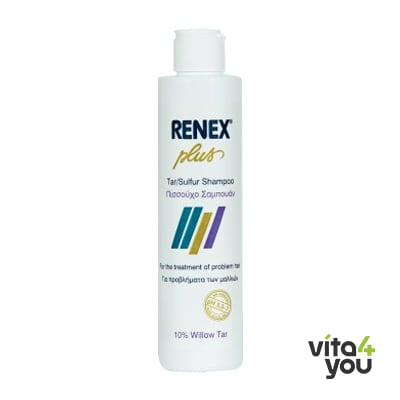Froika Renex Plus Tar Sulfur Shampoo 200 ml