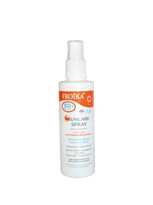 Froika Sun Care Spray Dermopediatrics SPF50+ 125 ml