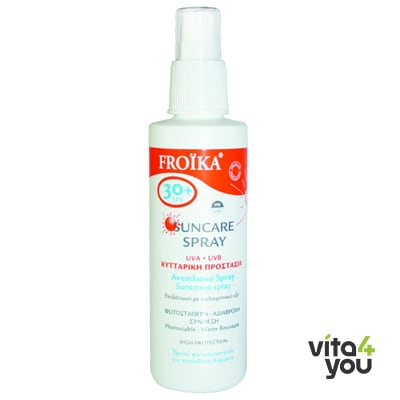 Froika Sun Care Spray SPF30 125 ml