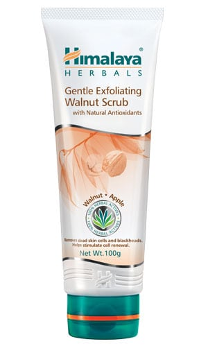 Himalaya Gentle Exfoliating Walnut Scrub 75 ml