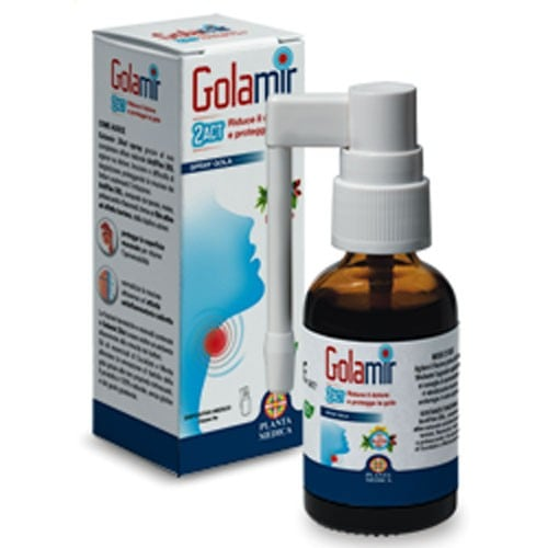 Aboca Golamir 2ACT spray 30 ml