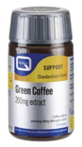Quest Green Coffee 200 mg 90 tabs