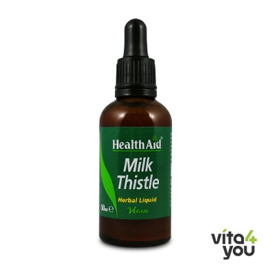 Health Aid Milk Thistle liquid 50 ml
