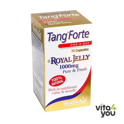 Health Aid Tang Forte Royal Jelly 30 caps