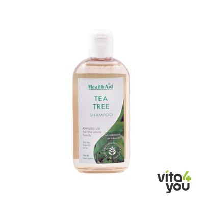Health Aid Tea Tree Shampoo 250 ml