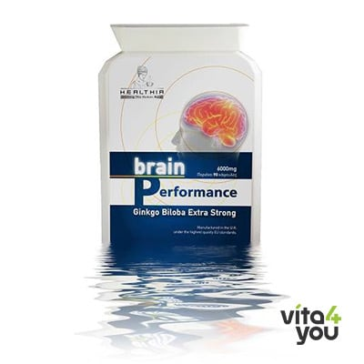 Healthia Brain Performance 90 caps