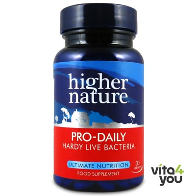 Higher Nature Probio Daily 30 tabs