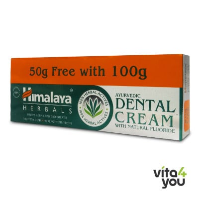 Himalaya Dental cream 100 & 50 gr