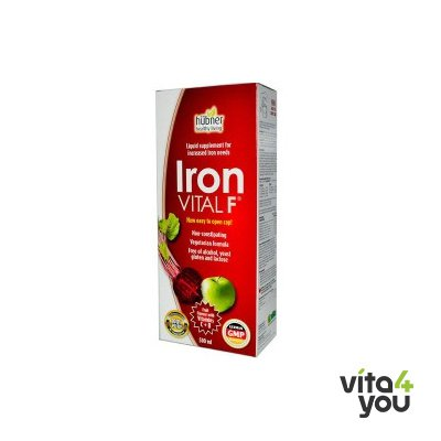 Hubner Iron Vital F Tonic 250 ml