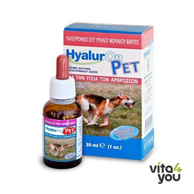 Hyaluron Pet 30 ml