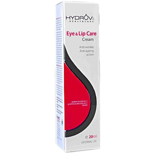 Hydrovit Eye & Lip Care Cream 20 ml