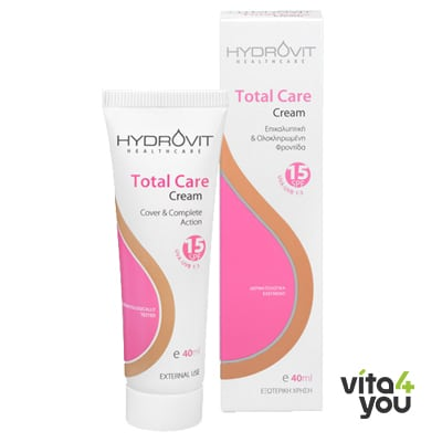 Hydrovit Total Care Cream SPF15 40ml