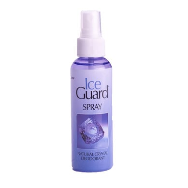 Optima Ice Guard Natural Crystal Deodorant Spray 100 ml