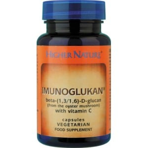 Higher Nature ImmunoGlucan 30 caps