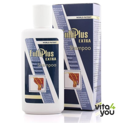 Inpa Folliplus Extra Shampoo 200 ml