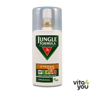 Jungle Formula Strong spray 75 ml