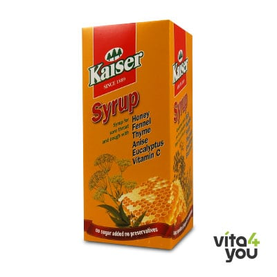 Kaiser Syrup 200 ml