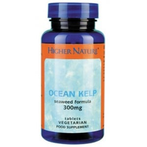Higher Nature Ocean Kelp 300 mg 180 tabs