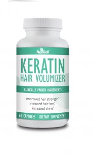 Neocell Keratin Hair Volumizer 60 tabs