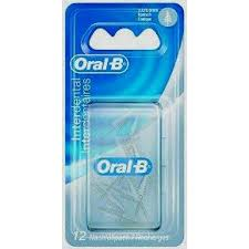 Oral-B Interdental Refill κωνικό 12 τμχ