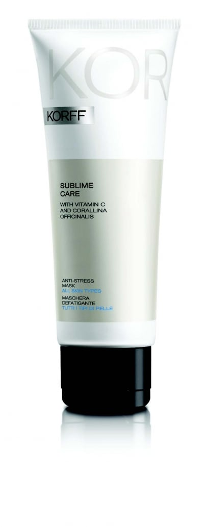 Korff Subline Care Anti-Stress Mask For all Skin 75ml