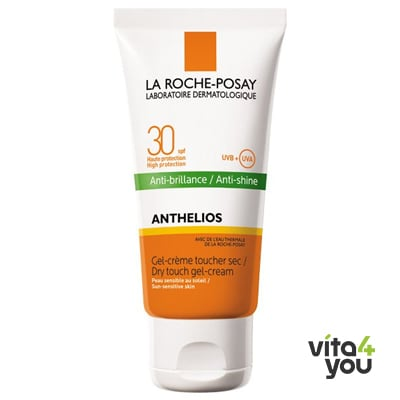 La Roche Posay Anthelios Dry Touch Anti-shine gel-cream SPF 30 50 ml