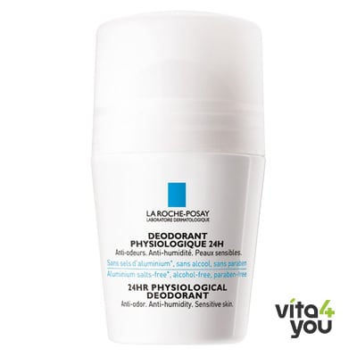La Roche Posay Deodorant Physiologique roll on 50 ml