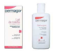 Dermagor Lait de Toilette Au Collagene 100 ml