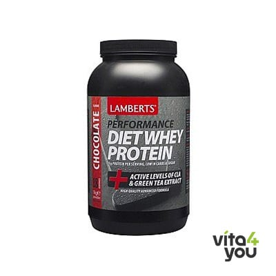 Lamberts Diet Whey Protein chocolate 1000 gr