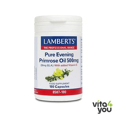 Lamberts Evening Primrose Oil 500 mg  180 caps