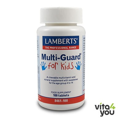 Lamberts Multi Guard For Kids 100 tabs