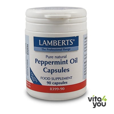 Lamberts Peppermint Oil 50 mg 90 caps
