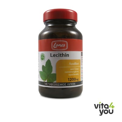 Lanes Lecithin 1200 mg 200 tabs