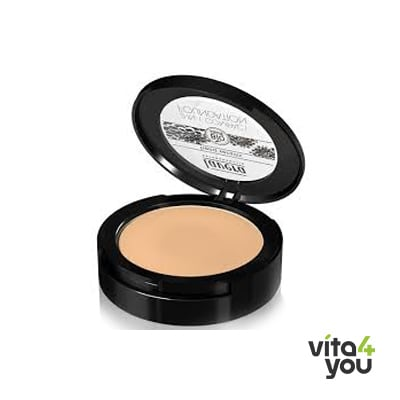 Lavera 2 in 1 Compact Foundation 10 gr