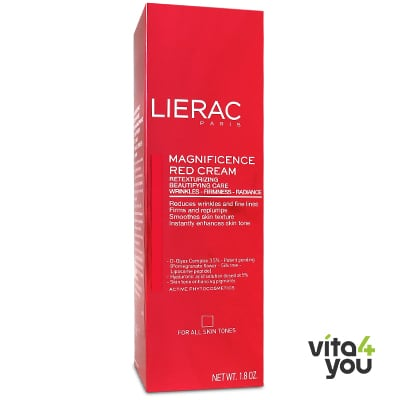 Lierac Magnificence Creme Rouge 50 ml