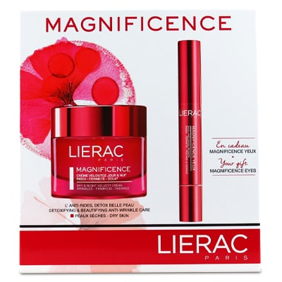 Lierac Magnificence Creme Veloutee Jour & Nuit 50 ml & Δώρο Magnificence Yeux 4 gr