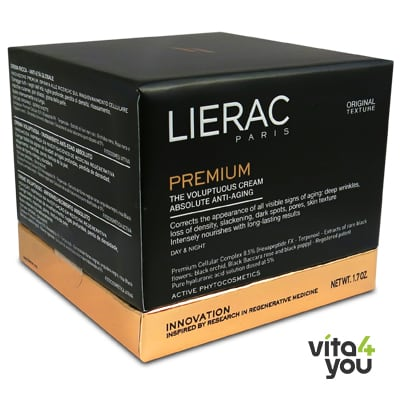Lierac Premium Cream Voluptueuse 50 ml
